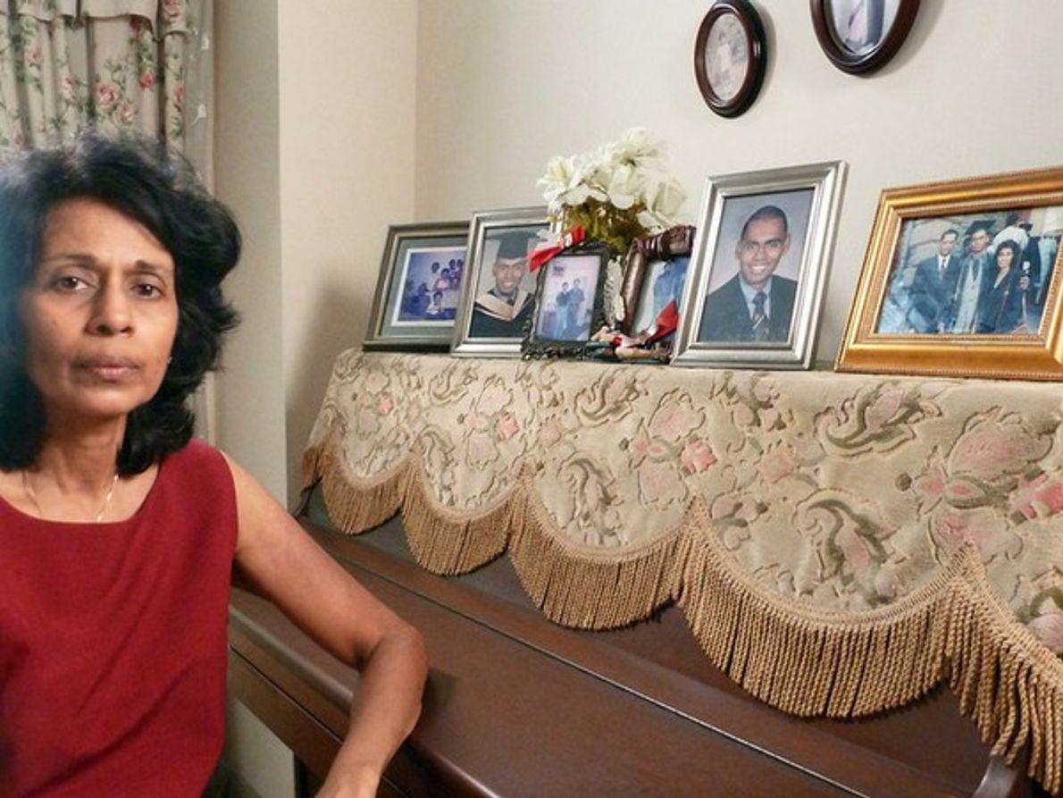 Madre de una víctima del 11S