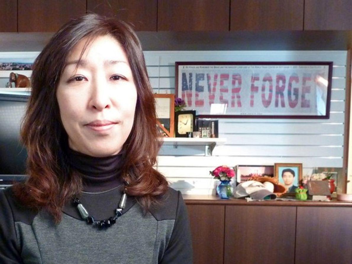 Perdió a su marido en el World Trade Center