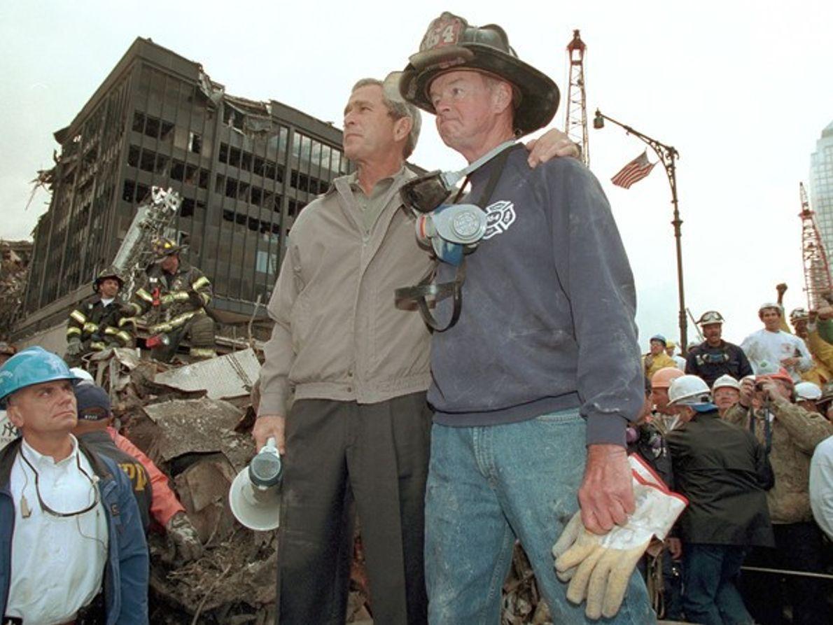 Bush en la Zona 0