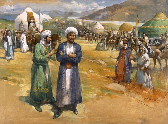 Ibn Battuta (1304–1369)