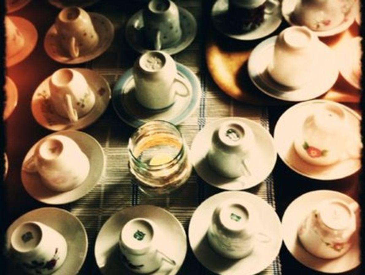 Tazas de café, Escandinavia
