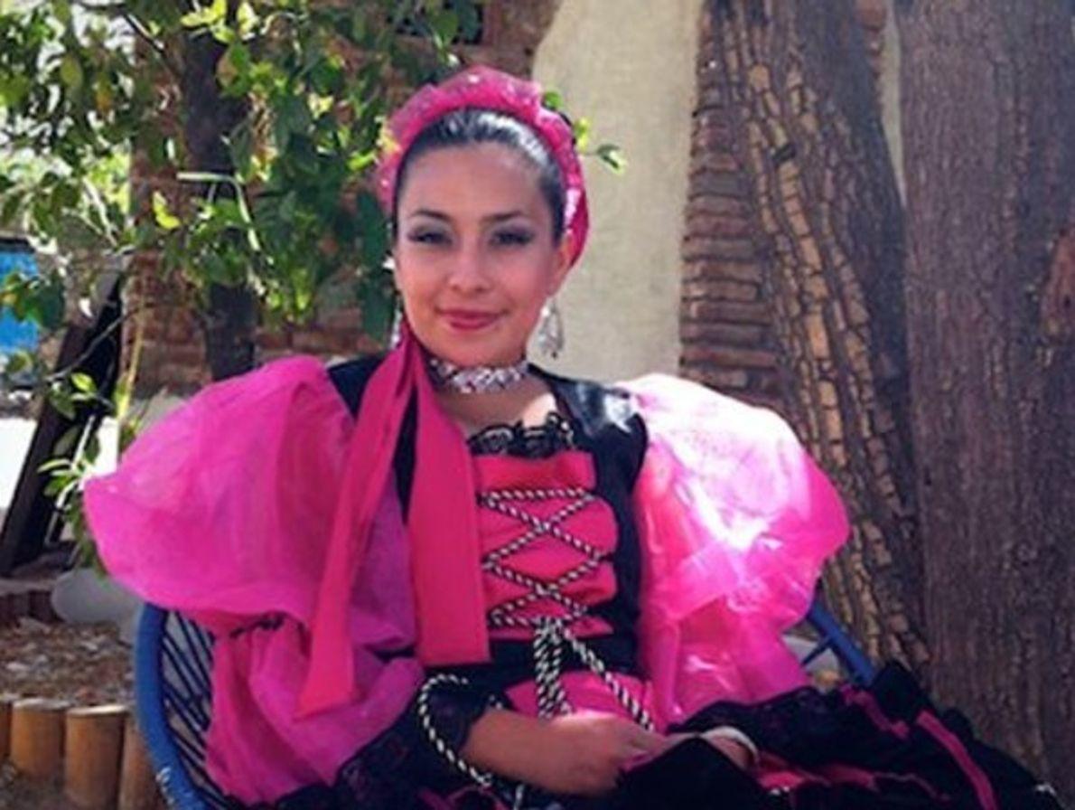 Bailarina, Méjico