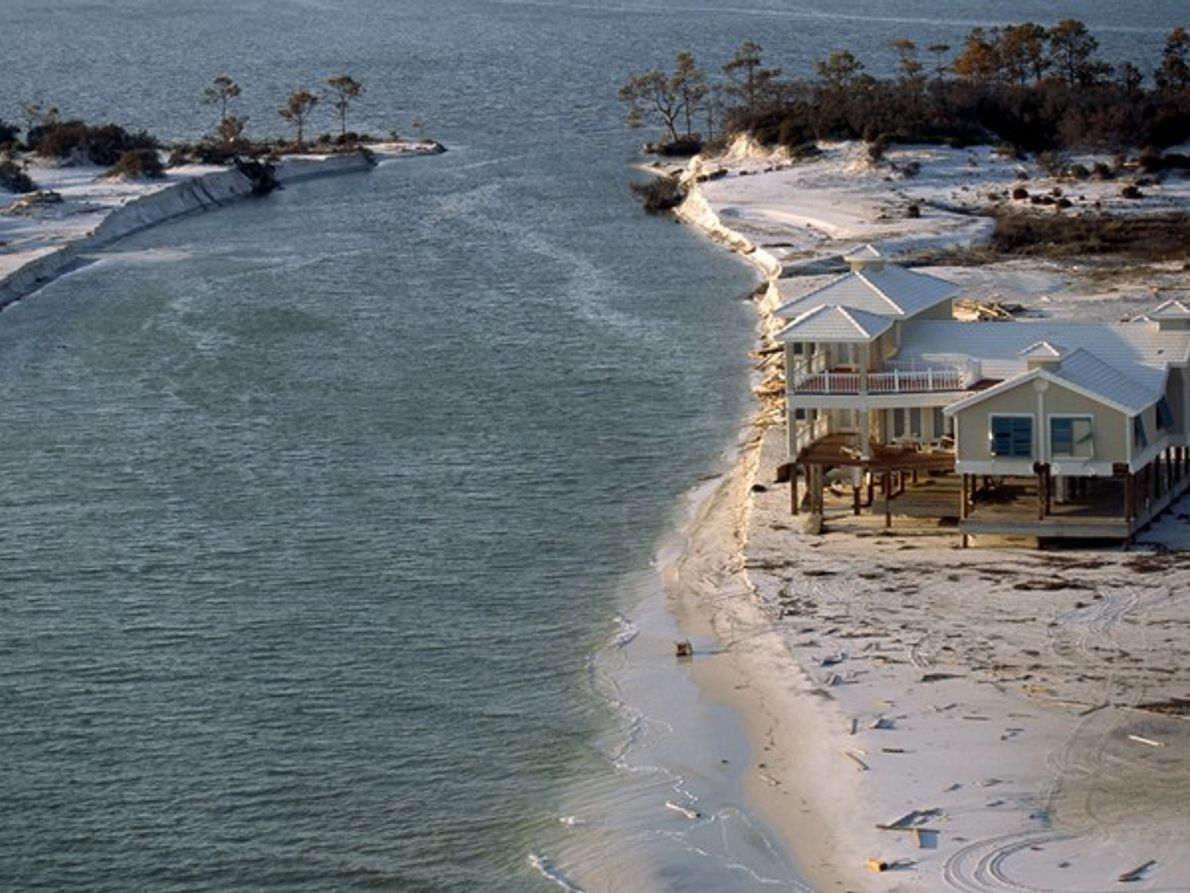 Huracán Iván, Florida