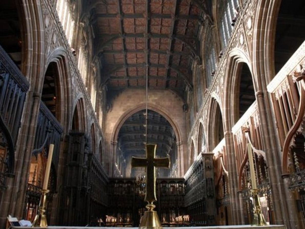 La catedral de Manchester