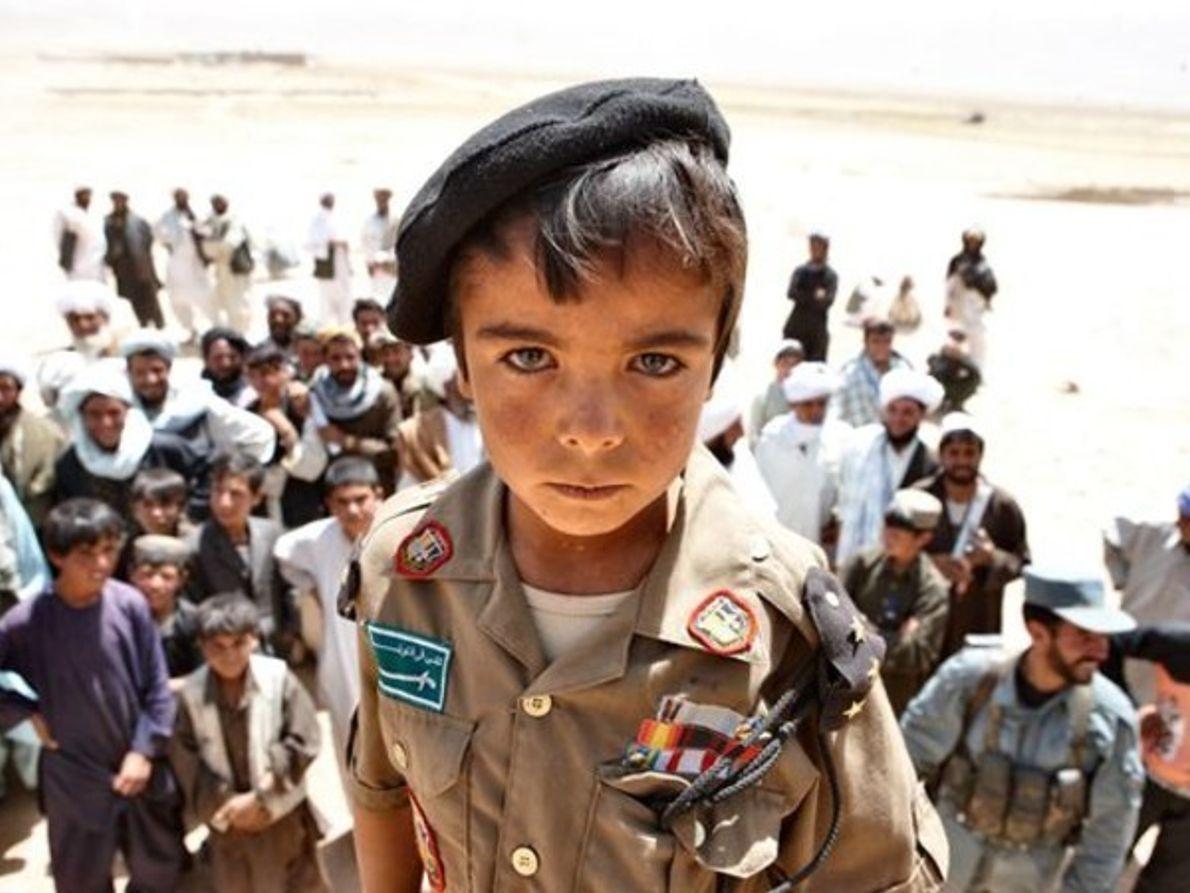 Niño, Afganistán