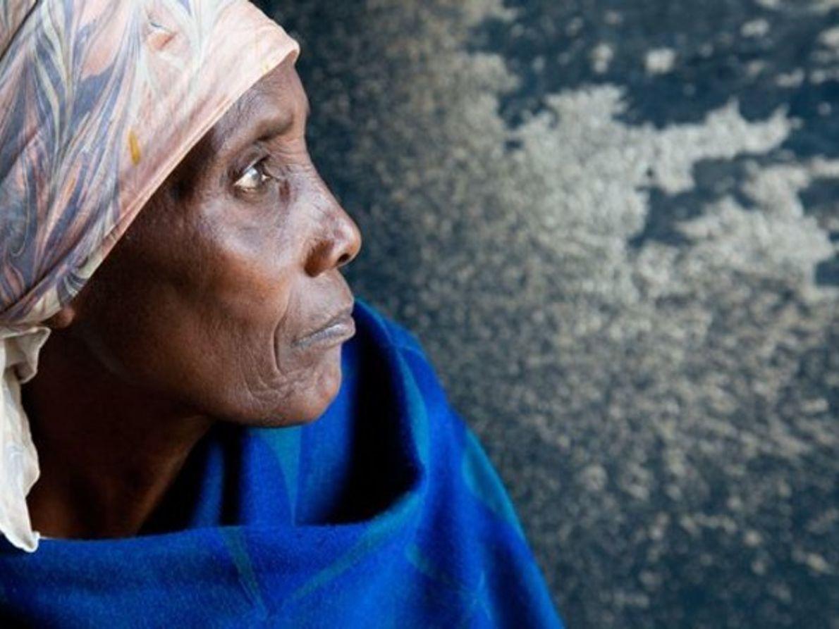 Mujer, Ruanda