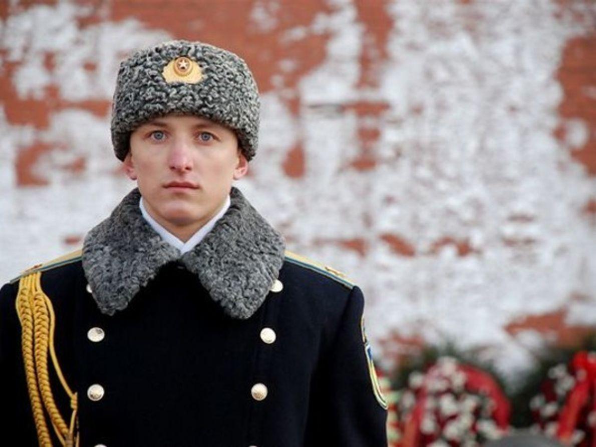 Guardia, Rusia