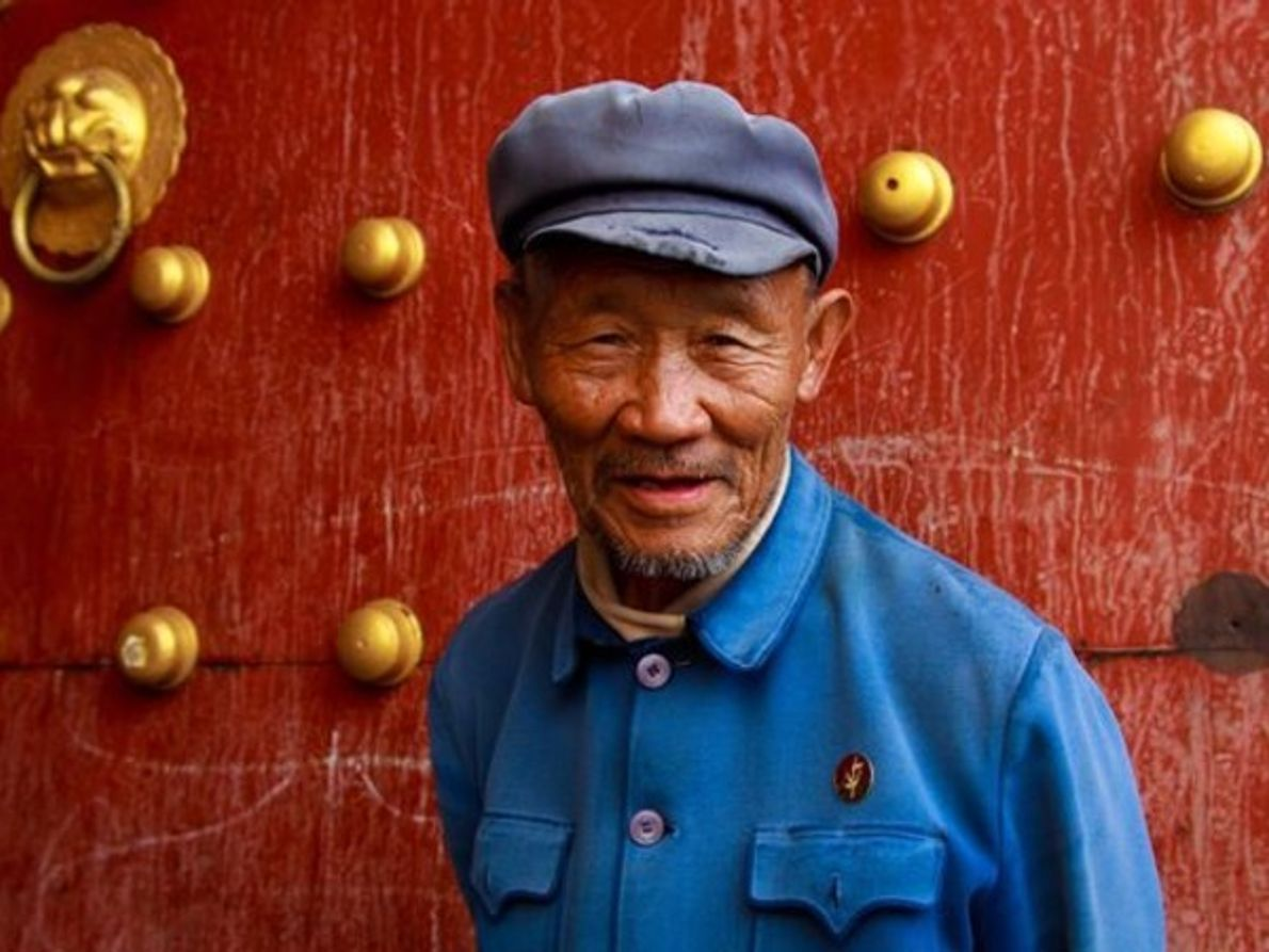 Hombre, China