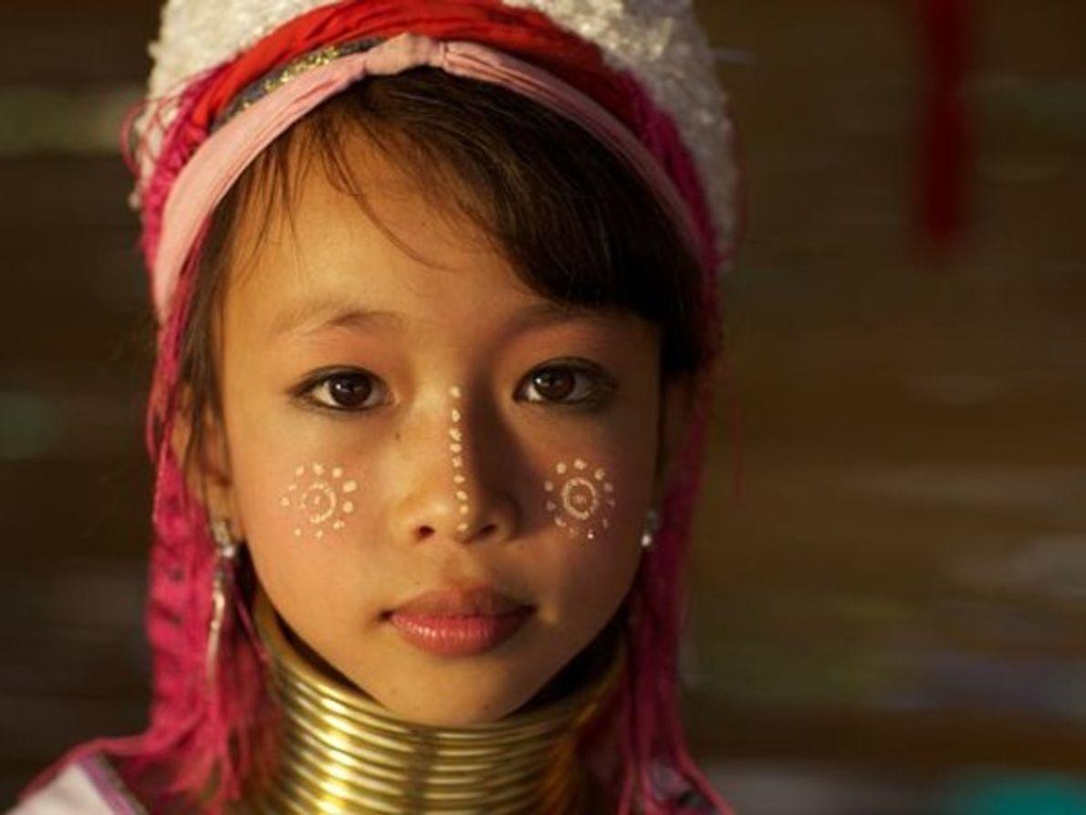 Chica Lanna, Tailandia