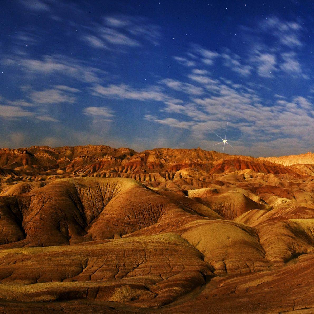 Desierto de Kavir, Irán