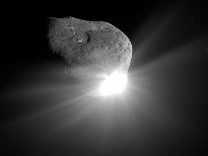 Asteroides, cometas y meteoritos