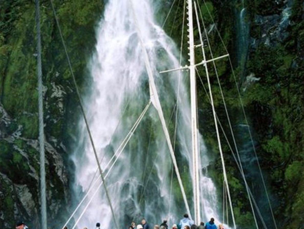 Milford Sound, Isla Sur, Nueva Zelanda