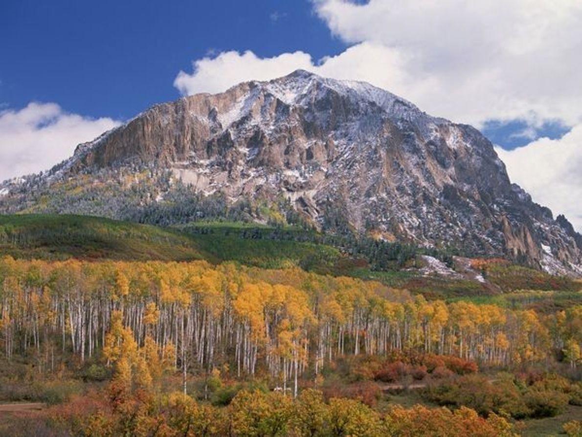 Marcellina Mountain, Colorado