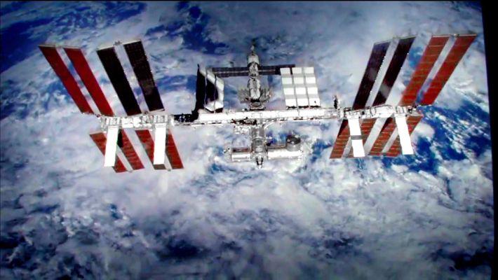 Semana Mundial del Espacio: Estación Espacial Internacional