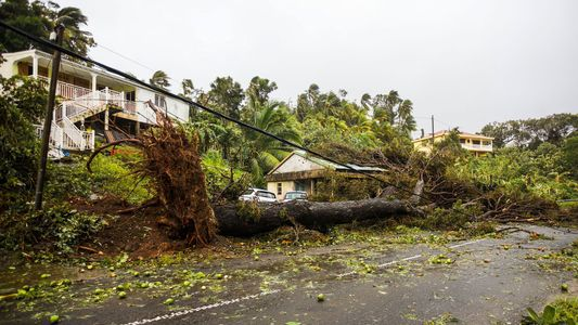 El Caribe tras el huracán María, el cuarto huracán de categoría 4 del año