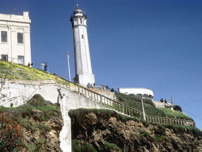 Alcatraz, una prisión con mucha historia