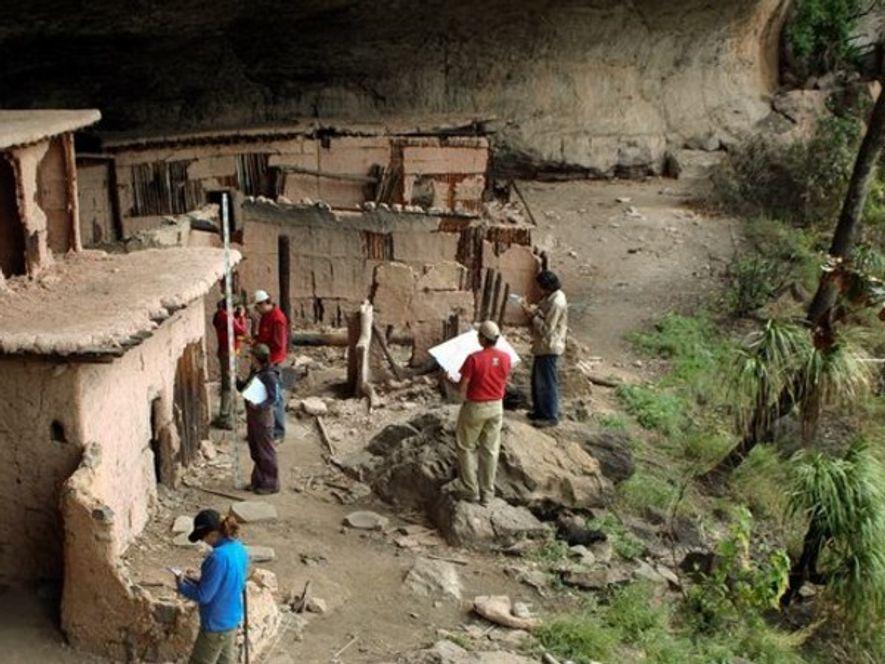 Se confirma el canibalismo en el antiguo México
