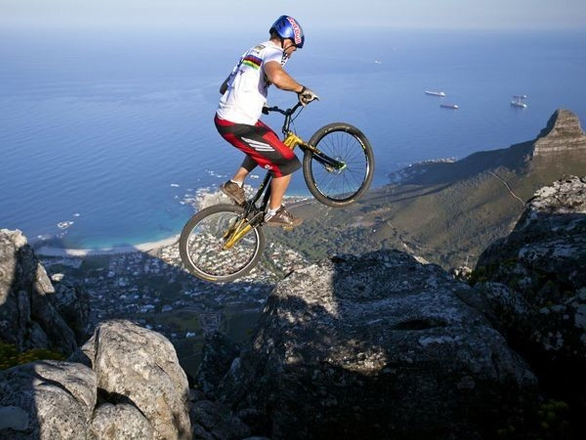 Bicicleta de montaña, Sudáfrica