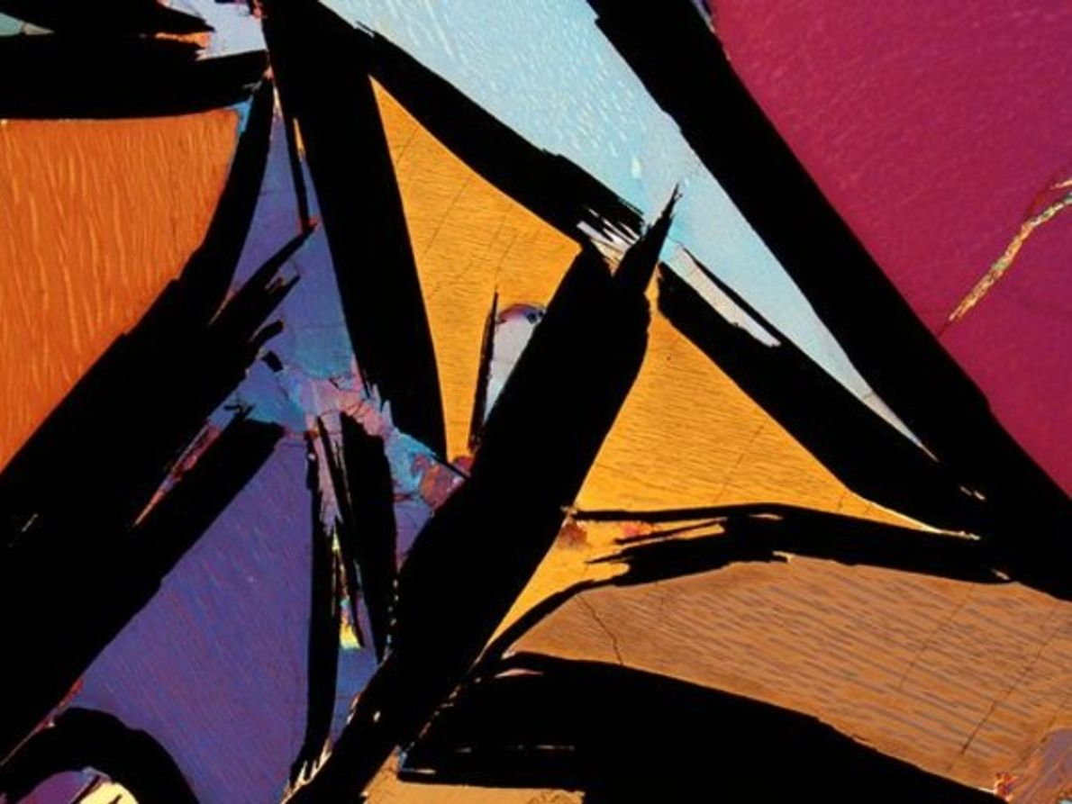 8º Puesto: Colorful Granulite