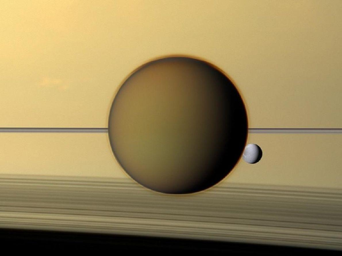 Titán naranja