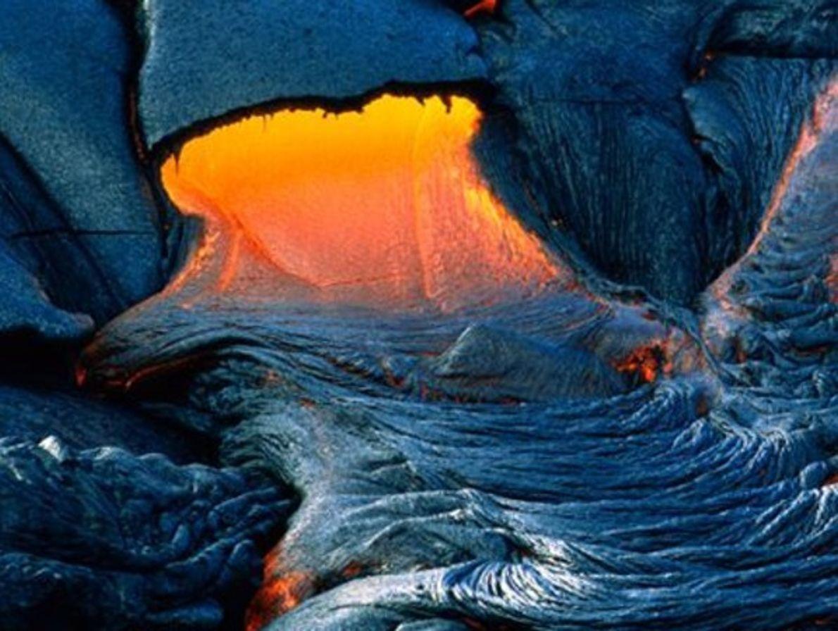 Lava basáltica