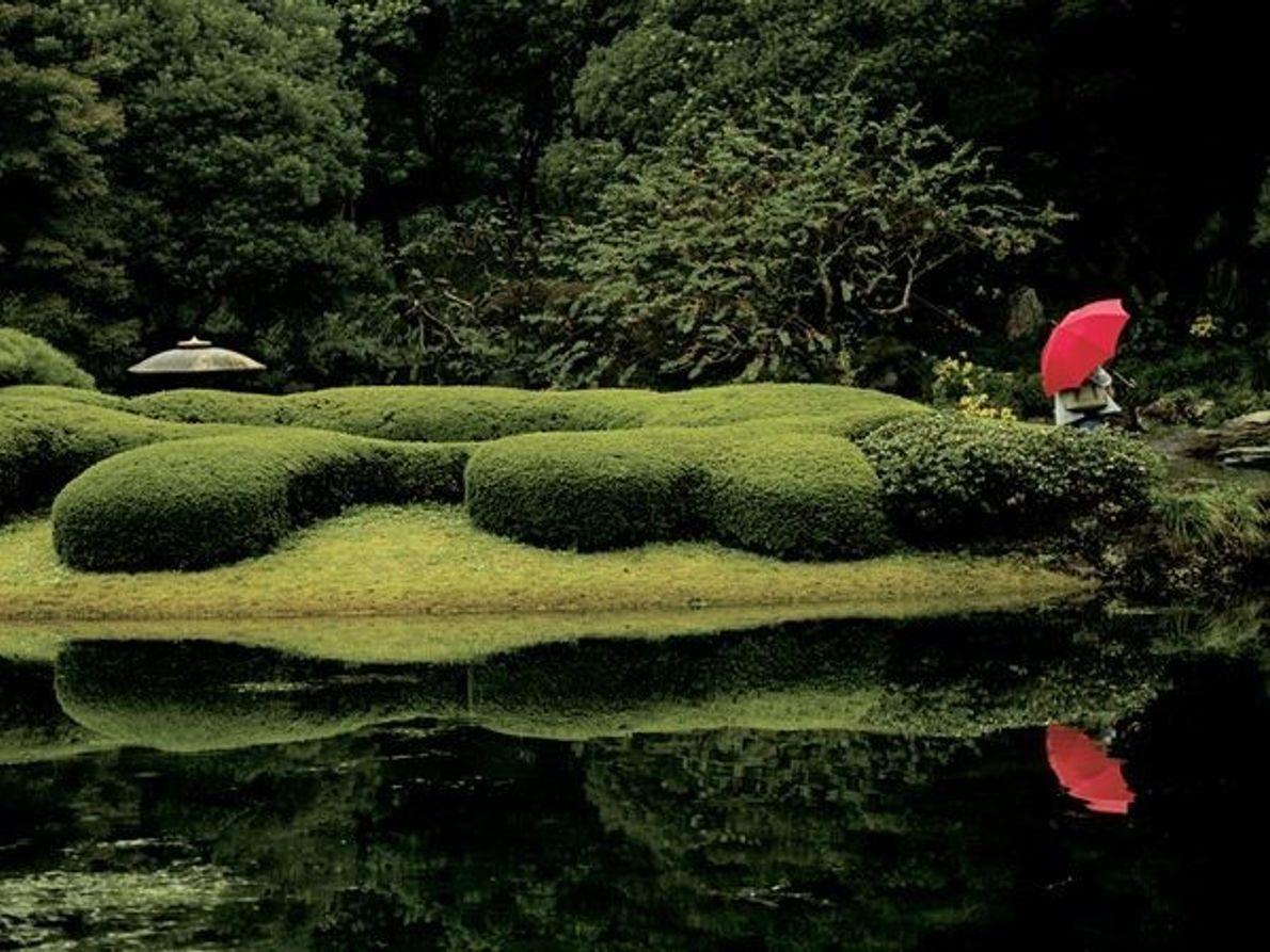 Imperial Palace Garden, Japón