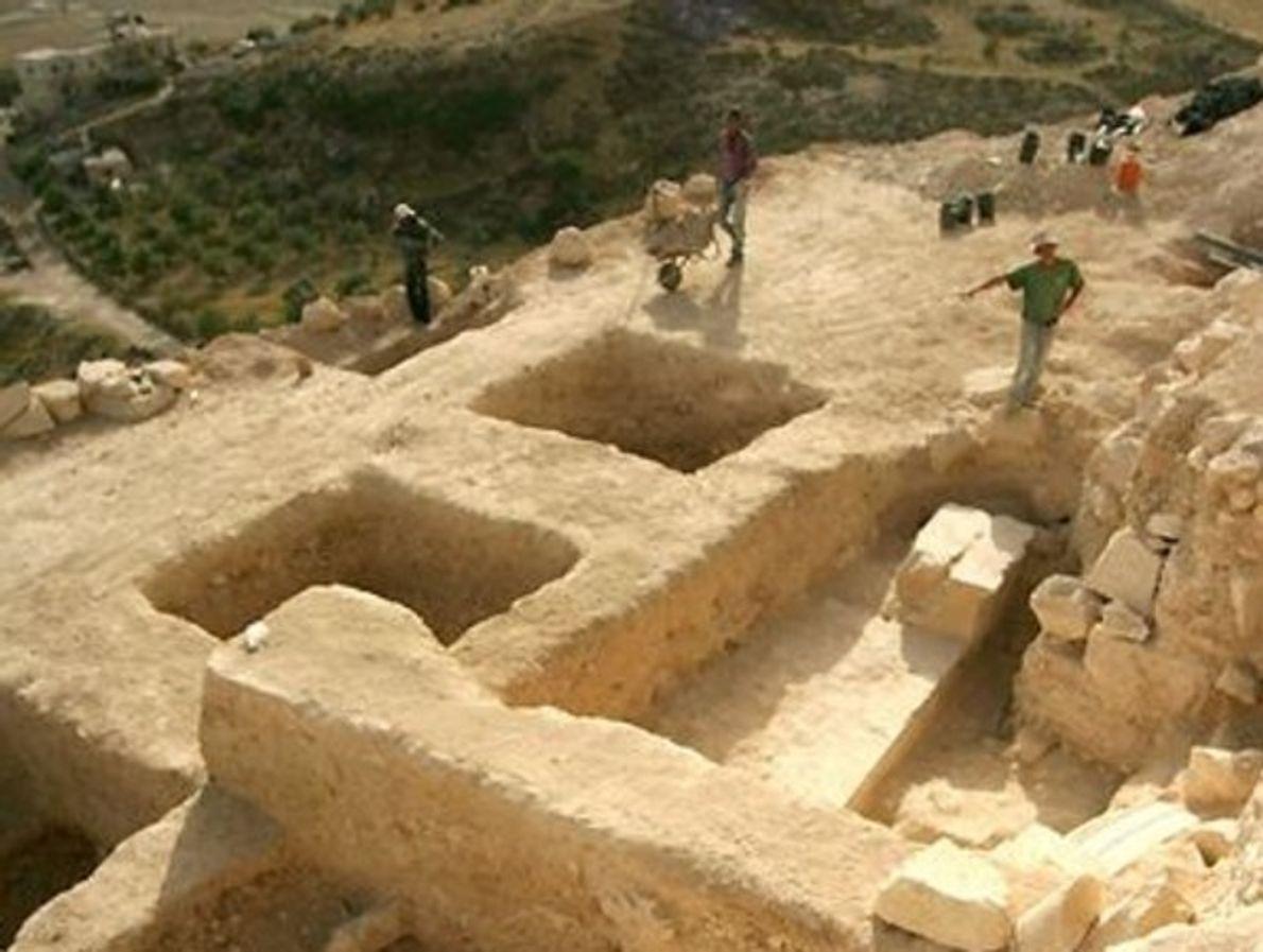 Tumba de Herodes