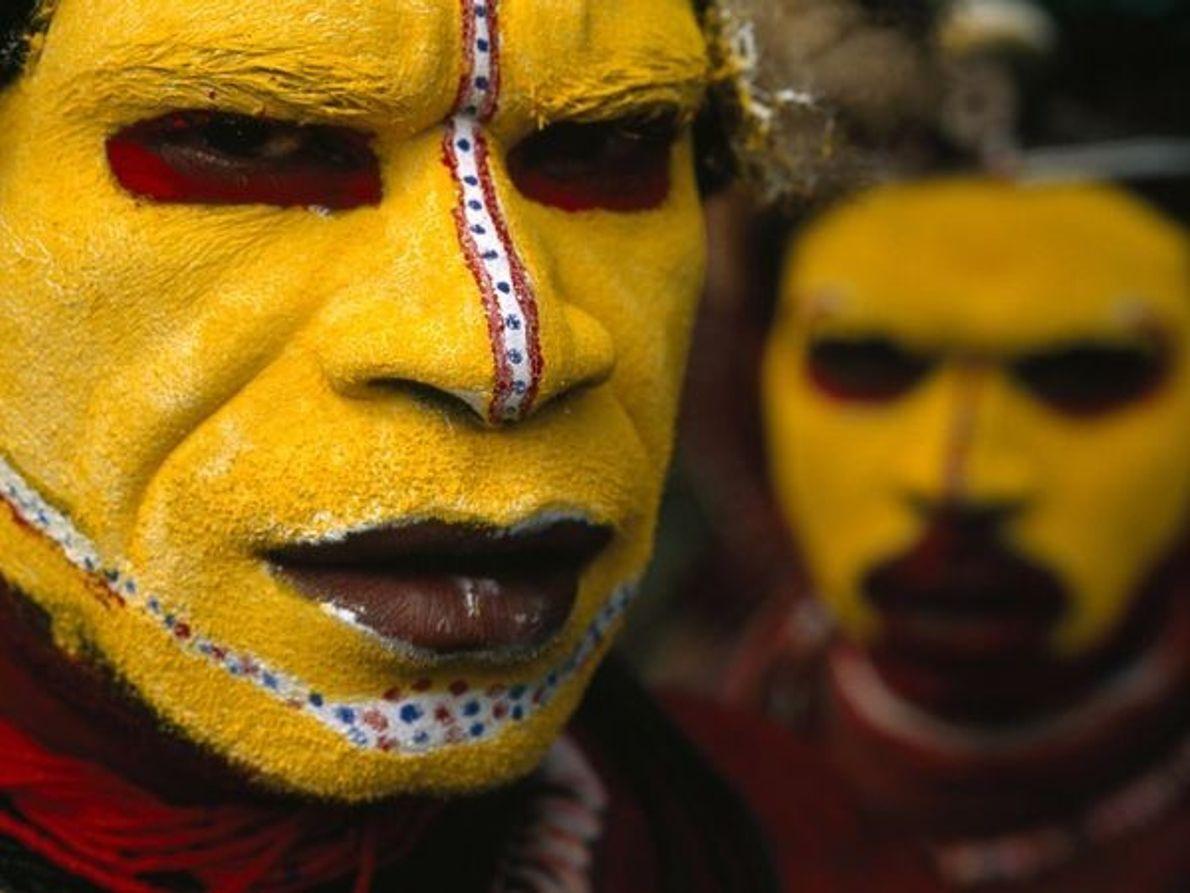 Huli Wigmen, Papua Nueva Guinea