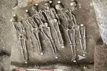 La bacteria que originó la Peste Negra durante la Edad Media todavía vive
