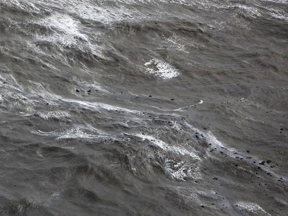 La erupción submarina del Hierro