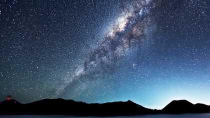 A la Vía Láctea le quedan 4000 millones de años de vida, pero nuestro Sol sobrevivirá
