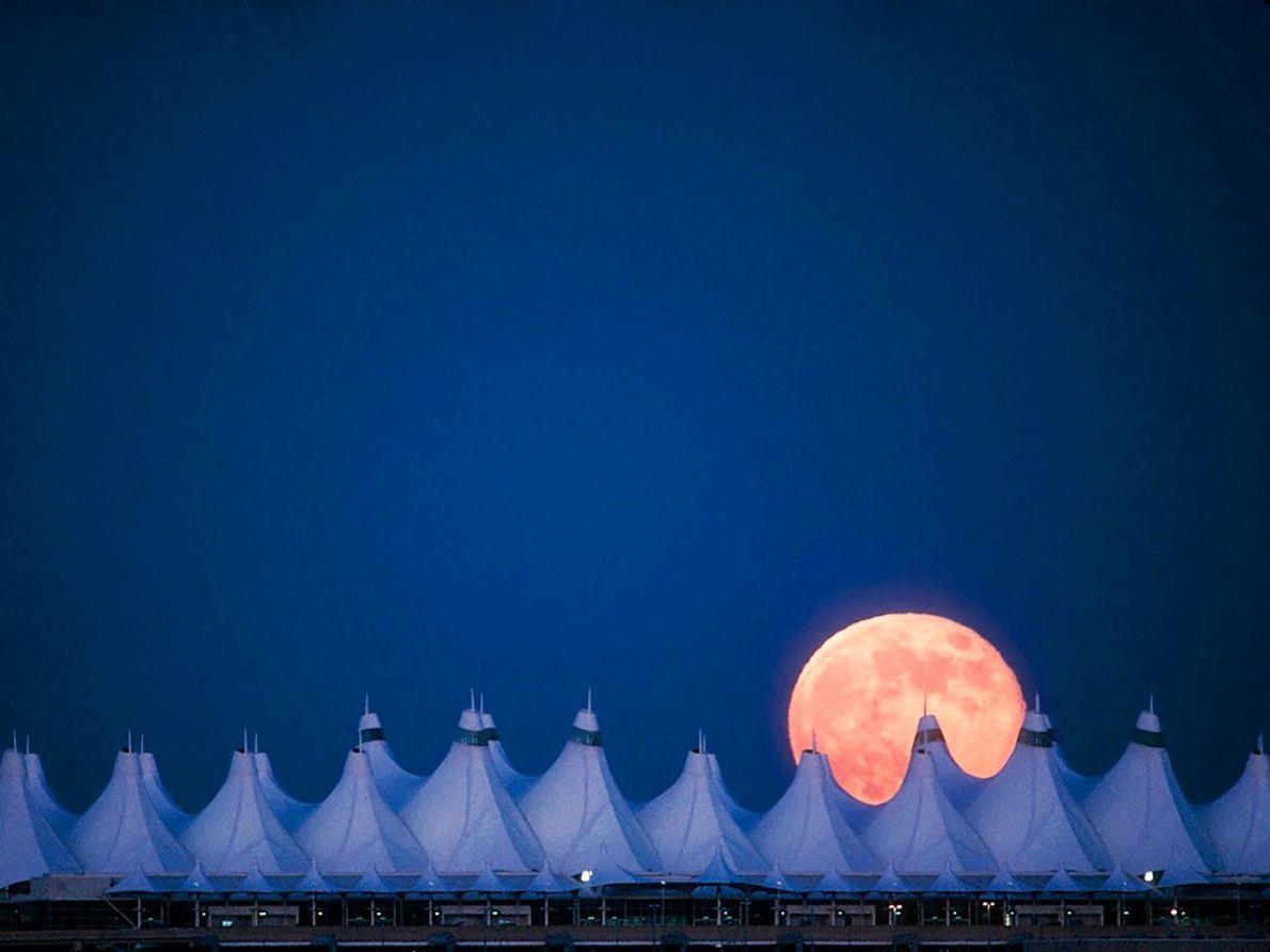Luna llena, Denver
