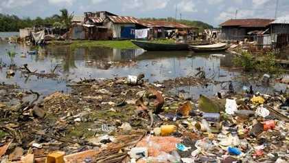 La basura que flota en nuestros océanos