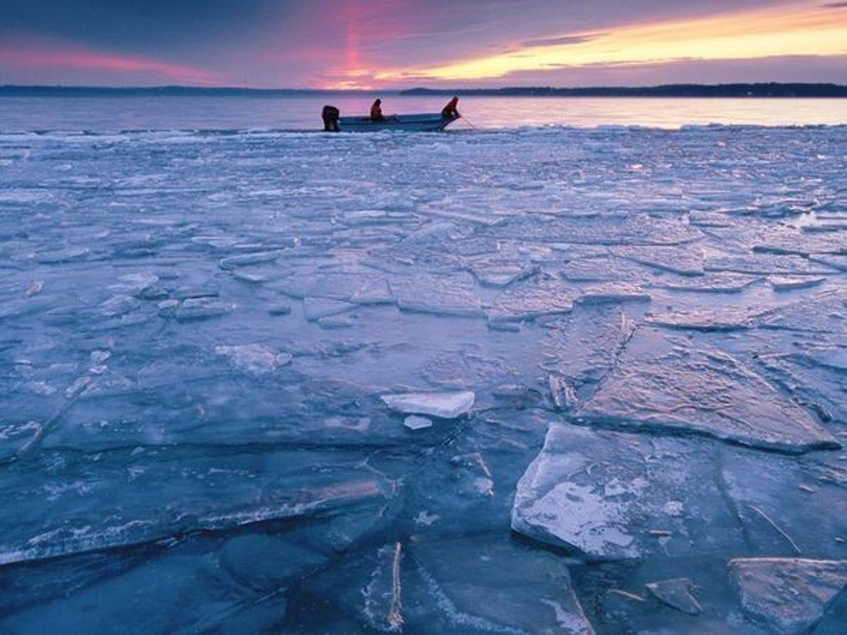 Lago Mendota, Wisconsin
