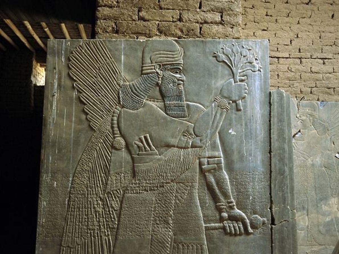Nimrud, Irak