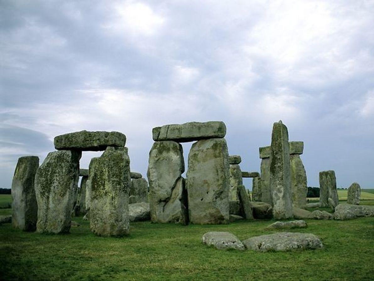 Stonehenge, Inglaterra