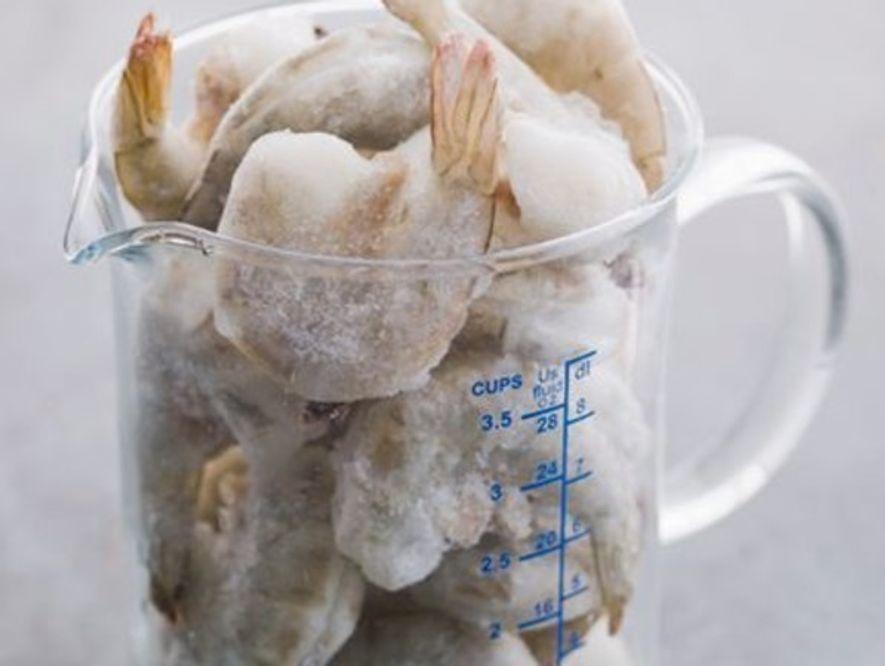 ¿Por qué es bueno consumir pescado congelado?