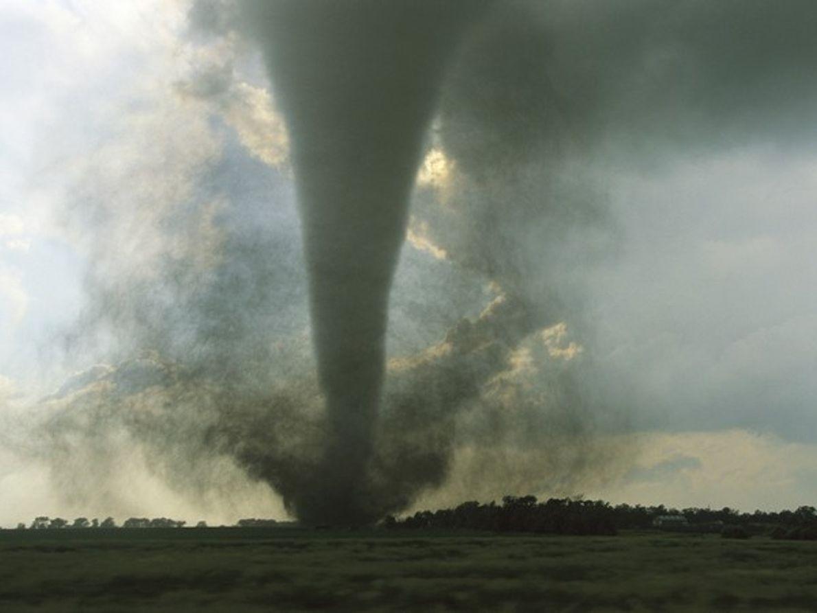 Tornado en Dakota del Sur