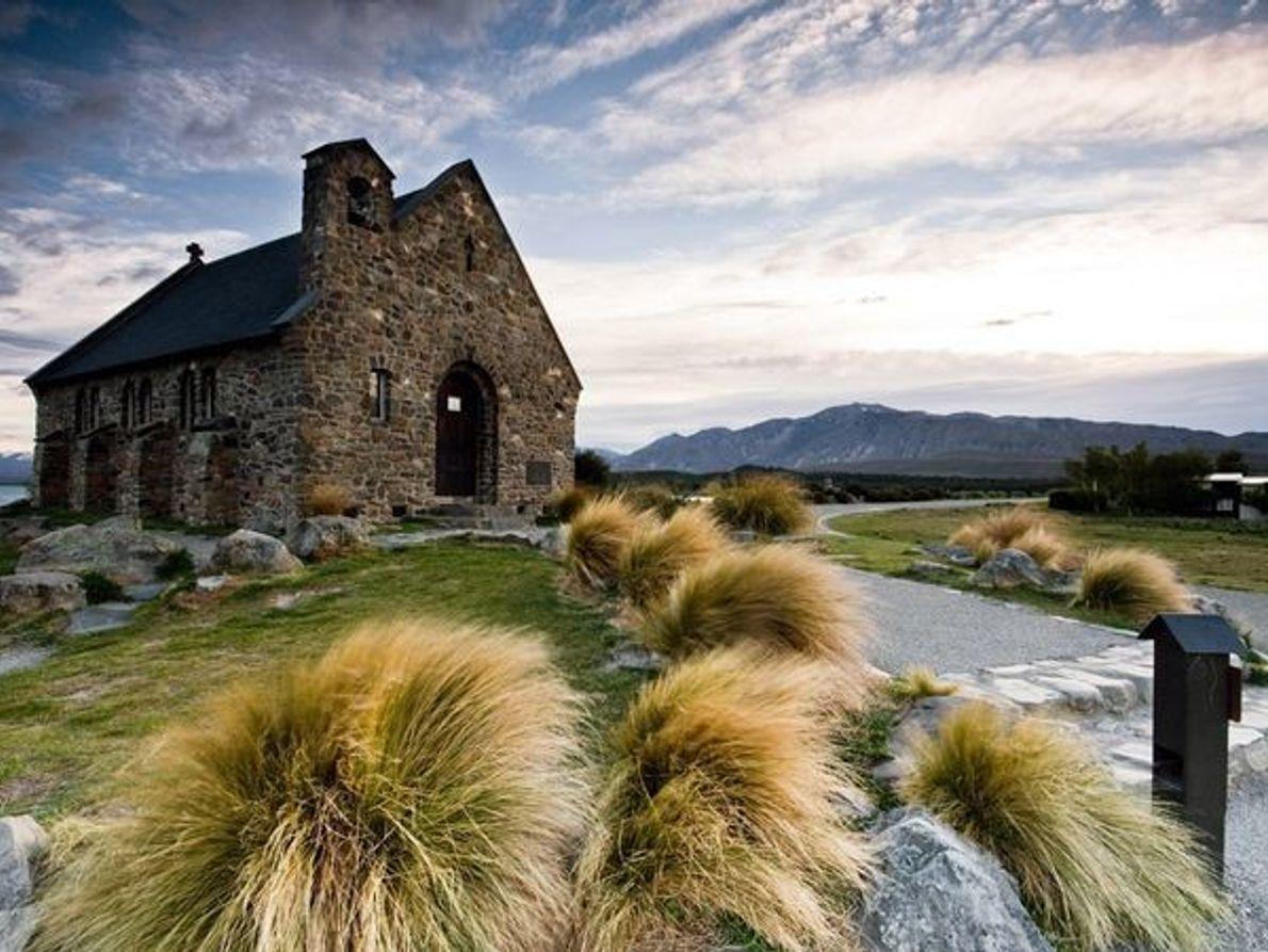Iglesia del Buen Pastor, Isla del Sur