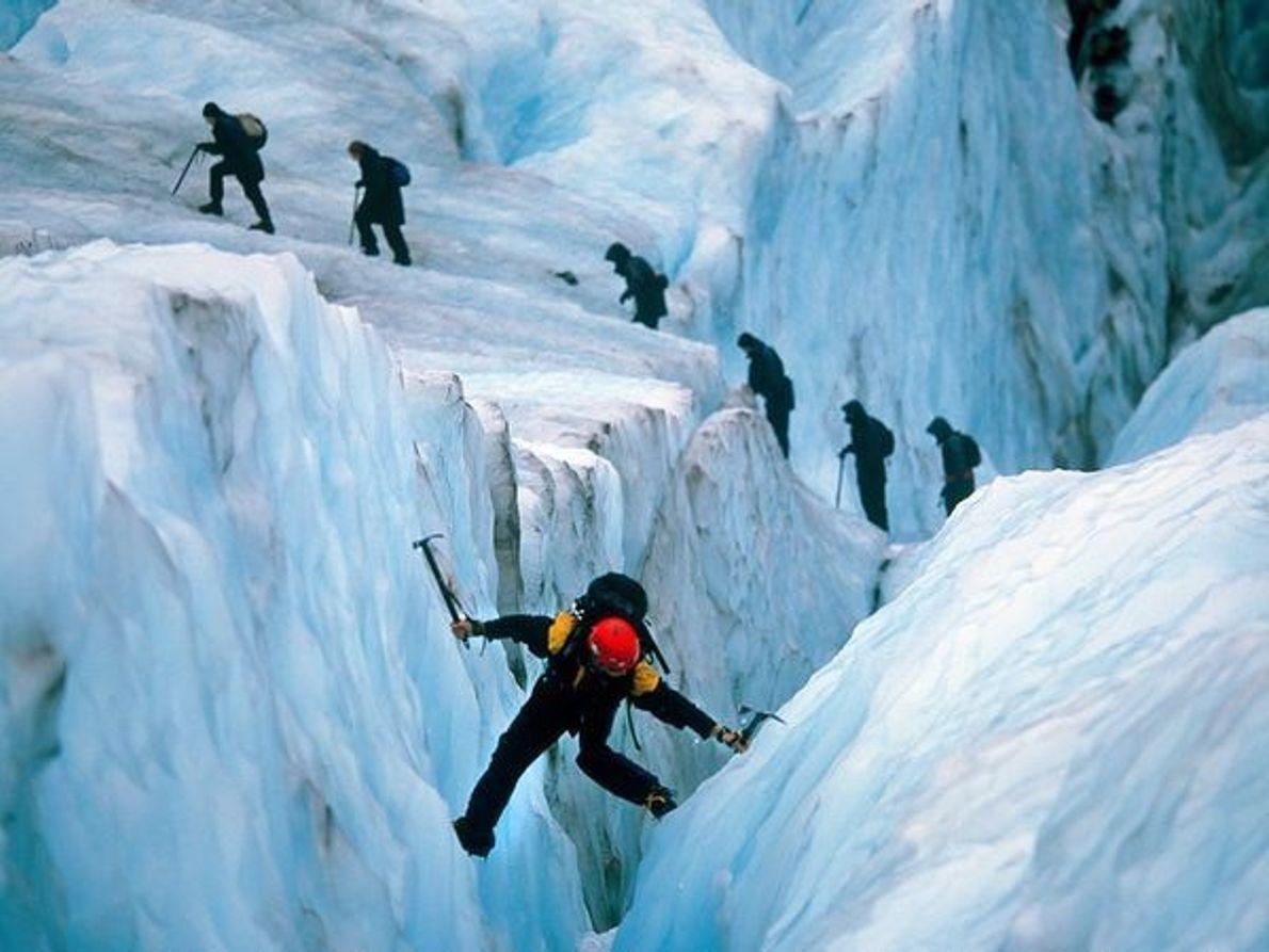 Glaciar Franz Josef, Isla del Sur