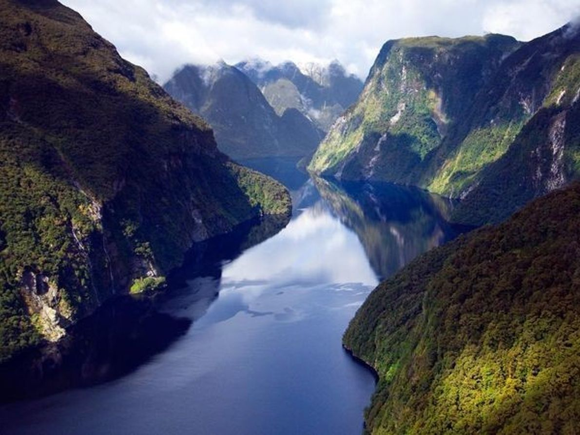 Conoce Nueva Zelanda