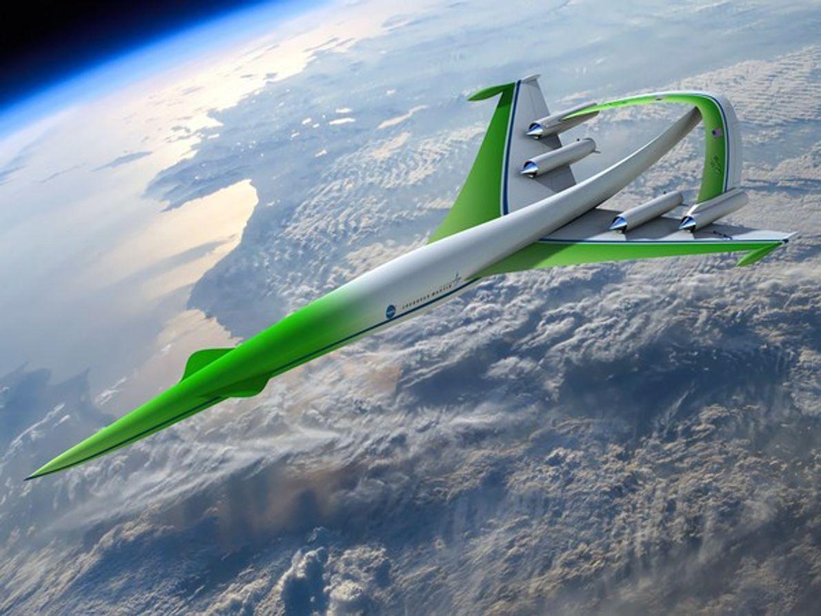 El Futuro del transporte aéreo