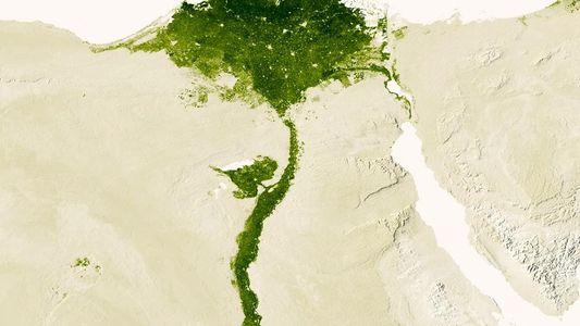 Imágenes: El esplendor verde de la tierra en alta resolución