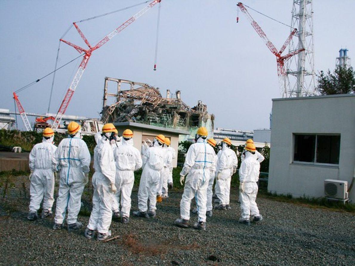 Fukushima sigue su lucha