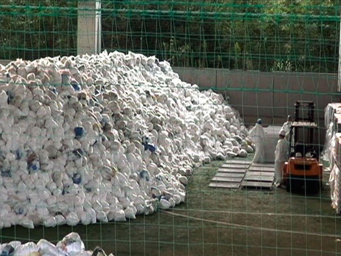 Solucionar el problema de los residuos
