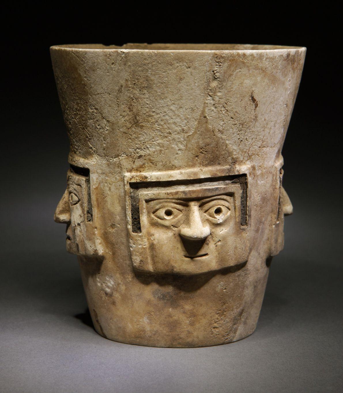 La taza de alabastro