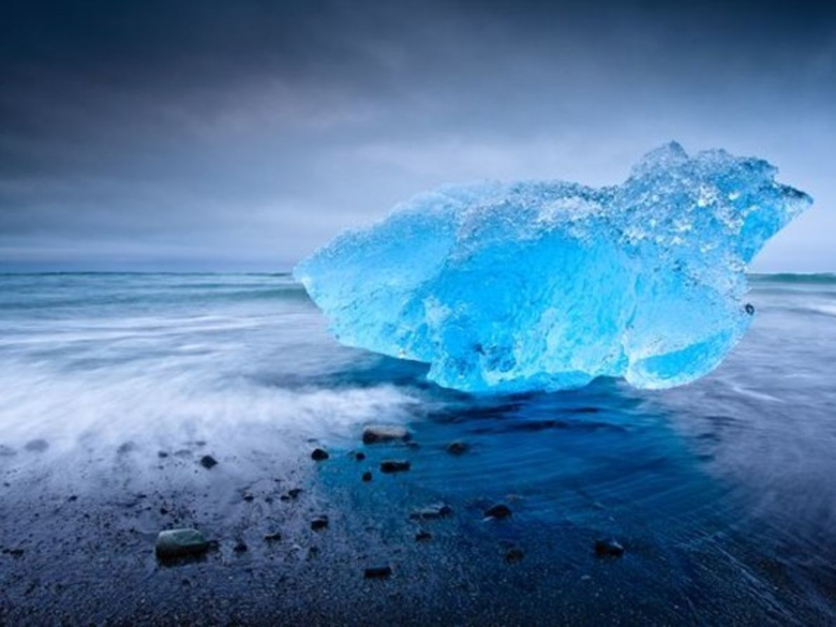 Glaciar Laguna