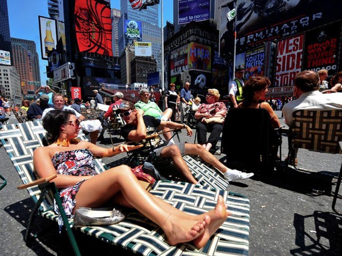 Nueva York: la Playa verde de la Gran Manzana