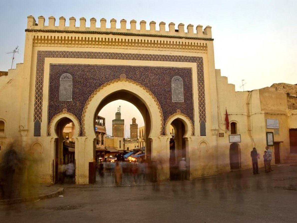Fez, el Viejo portal a las ciudades del futuro