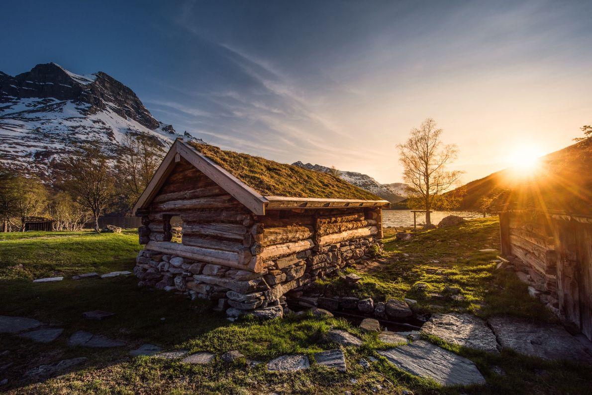 Cabaña de Renndølsetra